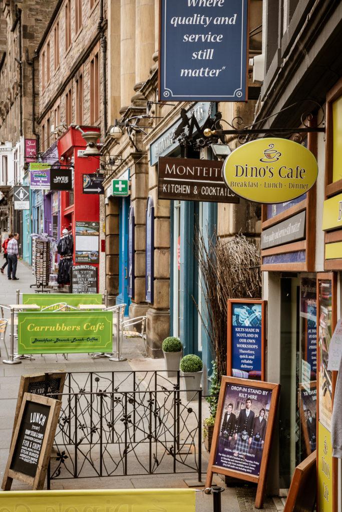 Edinburgh - Royal Mile