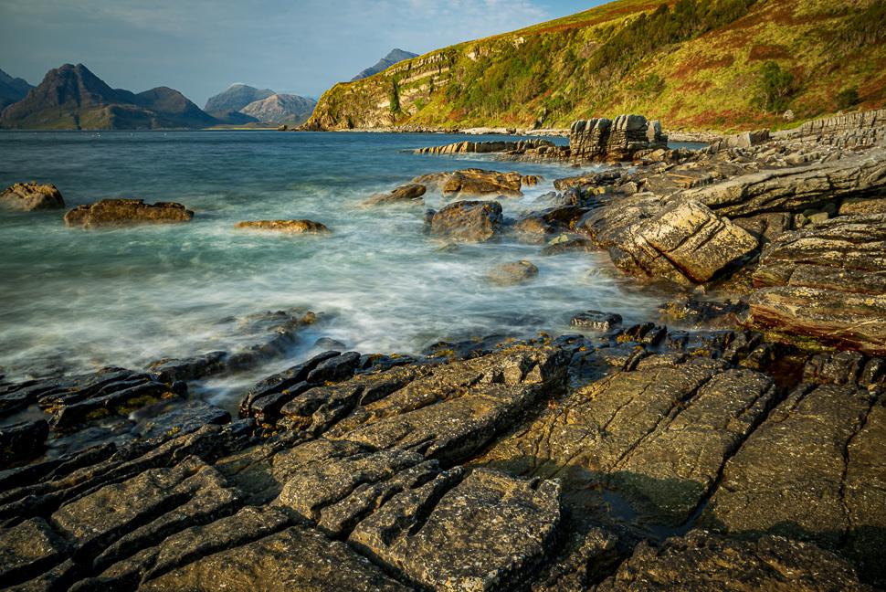 Isle of Skye - Elgol mit Cuillin Hills