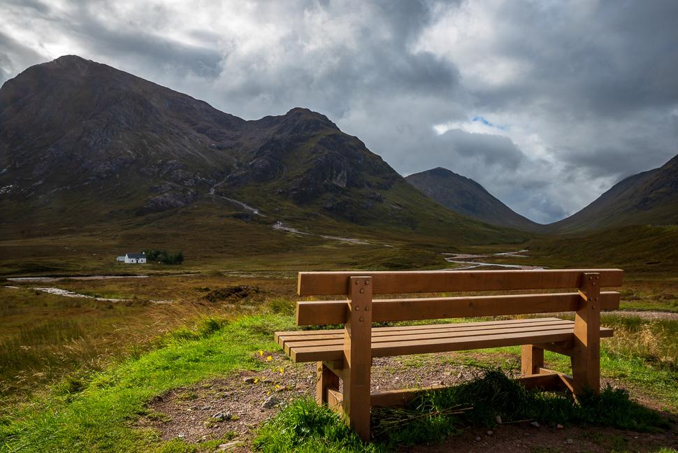 Glen Coe und Moor of Ranoch