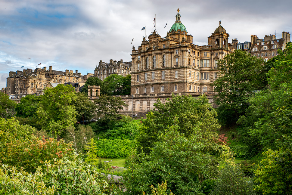 prachtvolles Edinburgh
